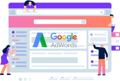 GOOGLE ADWORDS MANAGEMENT & MARKETING SERVICES